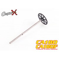 CopterX (CA180-004) Outer Shaft & Gear Set