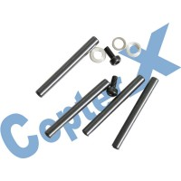 CopterX (CX200-01-13) Feathering Shaft