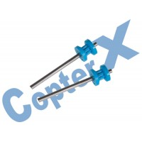 CopterX (CX200-02-12) Metal Tail Rotor Shaft (V3 version)