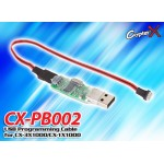 CopterX (CX-PB002) USB Programming Cable for CX-1X1000, CX-3X1000 and CX-3X2000