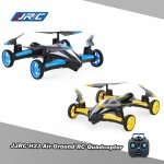 JJRC H23 2.4G 4CH 6-Axis Gyro Air-Ground Flying Car RC Drone RTF Quadcopter with 3D Flip One-key Return Headless Mode