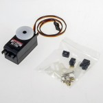 HiTEC HS-77BB Low Profile Aileron Servo High Torque 3 Pole Motor