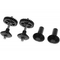 ALIGN (H45G001XXW) M0.6 Torque Tube Front Drive Gear Set 26T