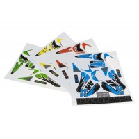 AR Racing (X-079) Body Stickers