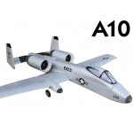 GL (603) A10 Duct Fan EPO Electric Airplane Kit