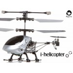 Happy Cow (HC-777-172-S) iPhone controlled i-helicopter 3CH Helicopter With Gyroscopes System Infrared RTF (Silver)