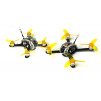 Kingkong Fly Egg 130 FlyEgg Brushless Mini FPV Racing Drone with PIKO BLX Flight Control 16CH 800TVL VTX