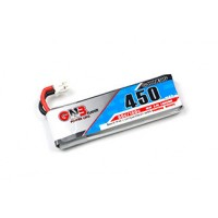 Kingkong 1S 3.7V 450mAh Li-Polymer battery for Tiny7 RC FPV Racing drone