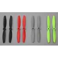 20PCS (10 Pairs) Kingkong 6045 6x4.5 Bullnose PC Fiberglass CW & CCW Props Propellers For QAV250 FPV racing