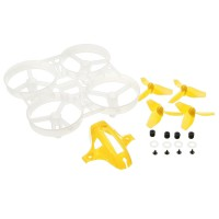KINGKONG TINY7 TINY 7 Frame Kit Set 40mm 3 Blade Propeller 75mm Racing Drone Spare Part