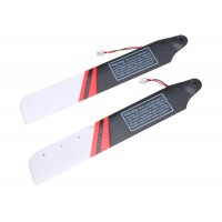 Nine Eagles (NE400582) Main Rotor Blades Set (with LED)