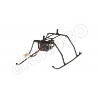 Nine Eagles (NE4210060) Landing skid Black
