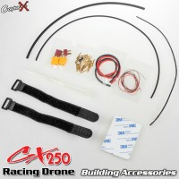CopterX QAV 250 Mini Racing Drone Quadcopter Building Accessories