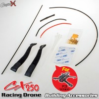 CopterX QAV 250 Mini Racing Drone Quadcopter Building Accessories - Glass Fiber Printed Circuit Board Version