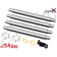 CopterX (CX450-01-23) Feathering Shaft V2