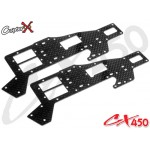 CopterX (CX450-03-09) Carbon Upper Frame