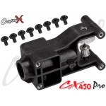 CopterX (CX450PRO-03-02B) Tail Boom Holder Assembly Set