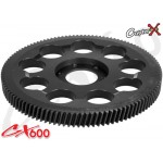 CopterX (CX600BA-05-04) CNC Slant Thread Main Drive Gear