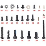 WALKERA (HM-FURIOUS-320(G)-Z-06) Screw Set