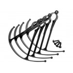 Nine Eagles (NE400833) Propeller Protector Set (Black)