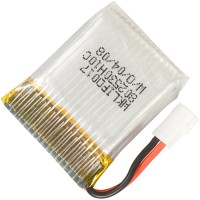 Walkera (HM-4G3-Z-30) Battery (3.7V 400mAh)