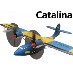 GL (607) Catalina EPO Electric Airplane Kit