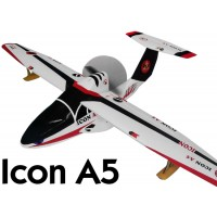 GL (806) Icon A5 EPO Electric Airplane Kit