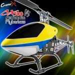 CopterX CX 500SE V3 Flybarless Belt Version Kit
