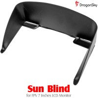 DragonSky (DS-FPV-SB) Sun Blind for FPV 7 Inches LCD Monitor