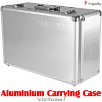 DragonSky (DS-P2-CASE) Aluminium Carrying Case for DJI Phantom 2 Series