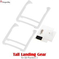 DragonSky (DS-P3-TLG-W) Tall Landing Gear for DJI Phantom 3 (White)
