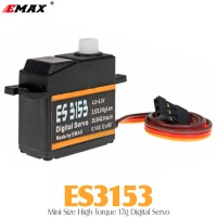 EMAX (ES3153) Mini Size High Torque 17g Digital Servo 2.5KG 0.14sec