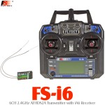 FLYSKY (FS-I6-IA6) 6CH 2.4GHz AFHDS2A Transmitter with iA6 Receiver