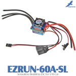 Hobbywing EZRUN-60A-SL Sensorless Brushless ESC for 1/10 Car