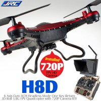 JJRC H8D 4CH 5.8G FPV Quadcopter with 720P Camera RTF