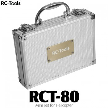 RCT-80 Mini Set for HelicopterCopterX CX 250 Flybarless Parts