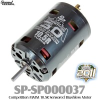 Speed Passion (SP-SP000037) Competition MMM 10.5R Sensored Brushless Motor