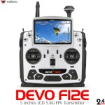 WALKERA DEVO F12E 5 Inches LCD 5.8G FPV Transmitter
