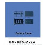 Walkera (HM-005-Z-24) Battery frame