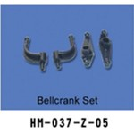 Walkera (HM-037-Z-05) Bellcrank Set