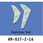 Walkera (HM-037-Z-16) Stabilizer Set