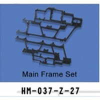 Walkera (HM-037-Z-27) Main Frame Set