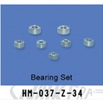 Walkera (HM-037-Z-34) Bearing Set