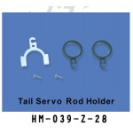Walkera (HM-039-Z-28) tail servo rod helder