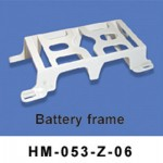 Walkera (HM-053-Z-06) Battery Frame