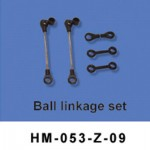 Walkera (HM-053-Z-09) Ball linkage set