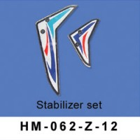 Walkera (HM-062-Z-12) Stabilizer set