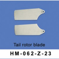 Walkera (HM-062-Z-23) Tail rotor blades