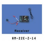 Walkera (HM-22E-Z-14) Receiver - 72MHz