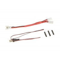 Walkera (HM-4G3-Z-44) Tail Motor Wire (Upgraded to Brushless Version)